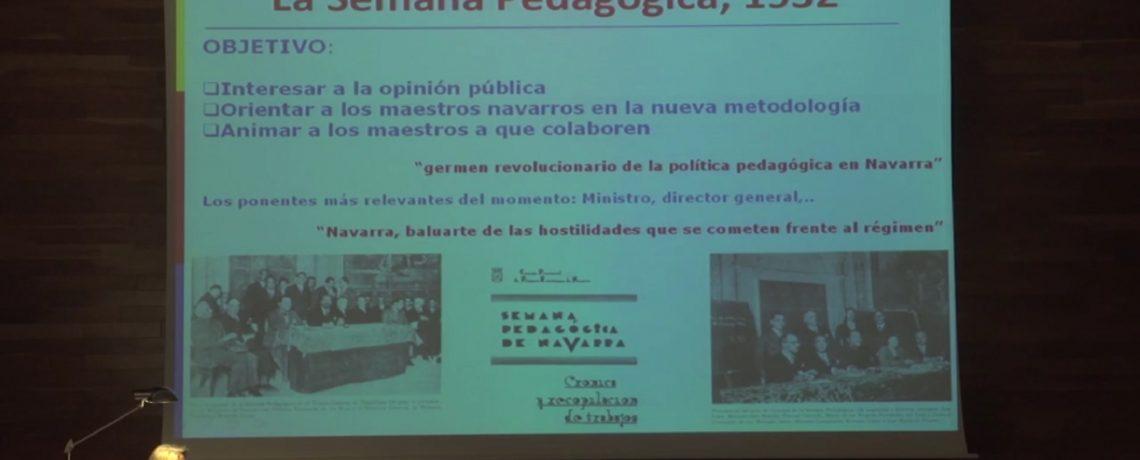Reyes Berruezo: La represión del proyecto educativo republicano