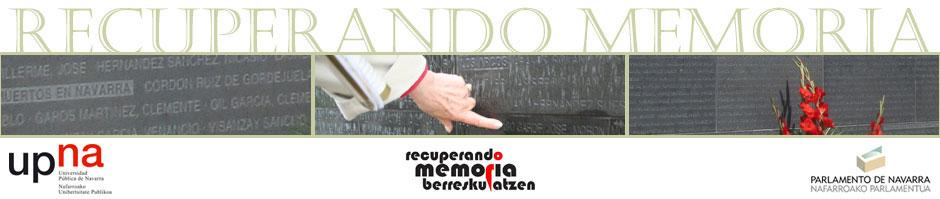 Fondo Documental de la Memoria Histórica en Navarra