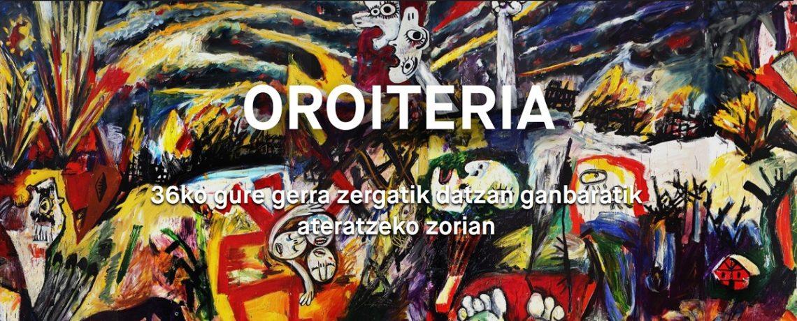 Oroiteria  –  Berria