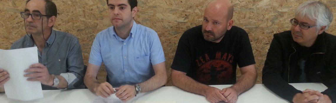Convenio entre ayuntamiento e instituto de Altsasu sobre proyecto Gogoan