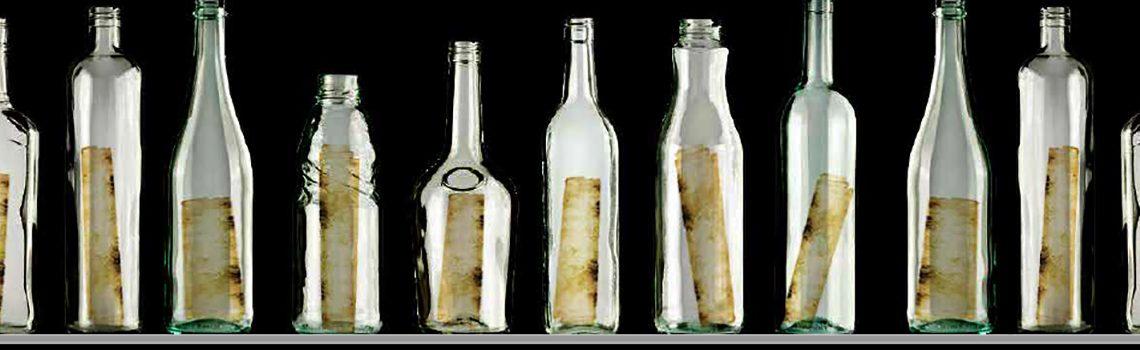 Las botellas de la libertad